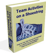 Team Activities on a Shoestring